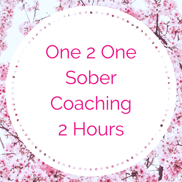 Freedom From Alcohol - One 2 One  Sober Coaching  2 x 1 Hour Sessions